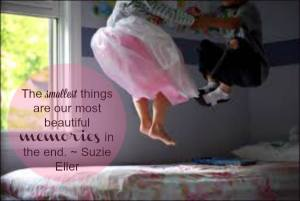 Today we are linking with Suzie Eller!