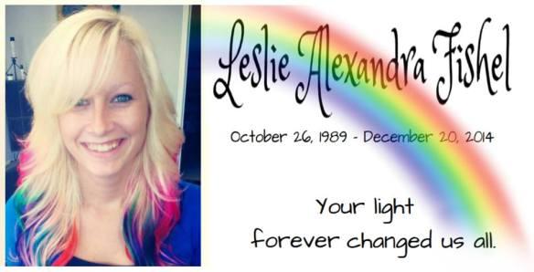 leslie rainbow